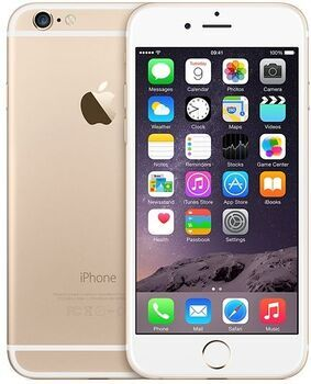 Wie%20neu: iPhone 6 | 128 GB | gold