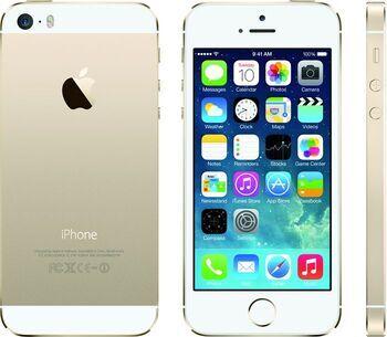 Wie%20neu: iPhone 5s | 16 GB | gold