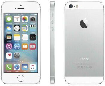 Wie%20neu: iPhone 5s | 16 GB | silber