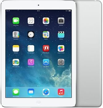Wie%20neu: iPad Air 1 | 16 GB | silber | LTE