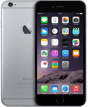Wie%20neu: iPhone 6 Plus | 16 GB | spacegrau