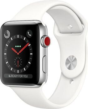 Apple Watch Series 3 38 mm Alluminio GPS argento