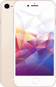 Wie%20neu: iPhone 8 | 64 GB | gold