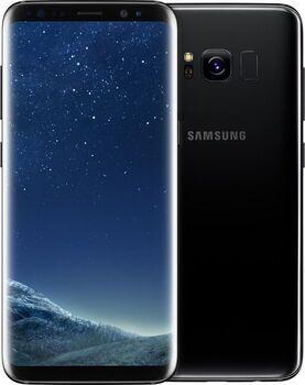Samsung Galaxy S8 64 GB Single-SIM nero (Ricondizionato)