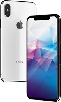 Apple iPhone X 64 GB argento (Ricondizionato)