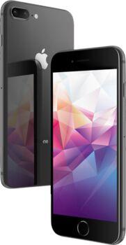 Apple iPhone 8 Plus 64 GB Space Gray (Ricondizionato)