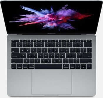 Apple MacBook Pro 2017 13.38 GB 256 GB SSD grigio siderale