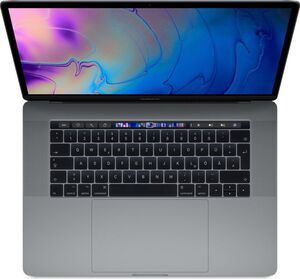 "Apple MacBook Pro 2018   15.4""   Touch Bar"