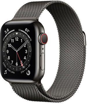 Apple Watch Series 6 Stal szlachetna 40mm