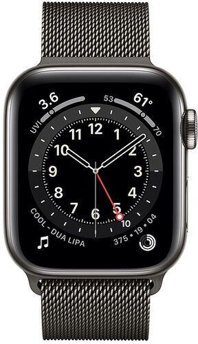 Apple Watch Series 6 Edelstahl 40mm