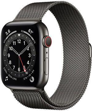 Apple Watch Series 6 Acciaio inossidabile 44mm