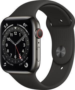 Apple Watch Series 6 Edelstahl 44mm