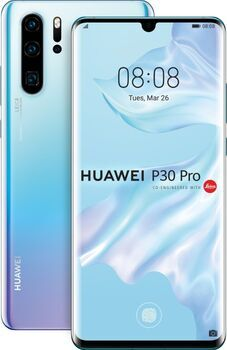 Huawei P30 Pro 6 GB 128 GB Dual-SIM Breathing Crystal (Ricondizionato)