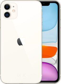 Apple iPhone 11 128 GB bianco (ricondizionato)
