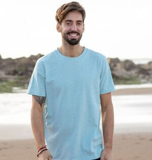 Men Recycled Organic T-Shirt