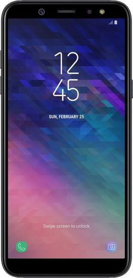 Samsung Galaxy A6 (2018) Duos