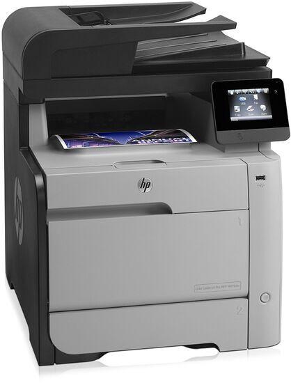 HP Color LaserJet Pro MFP M476dw Multifunktionsgerät