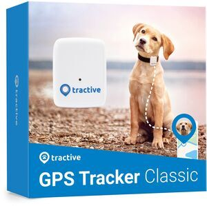 Tractive GPS Tracker for dogs (model 2018) | without ABO