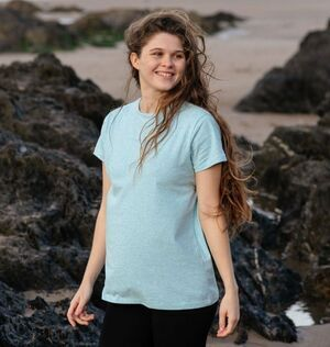 Signore Recycled Organic T-Shirt
