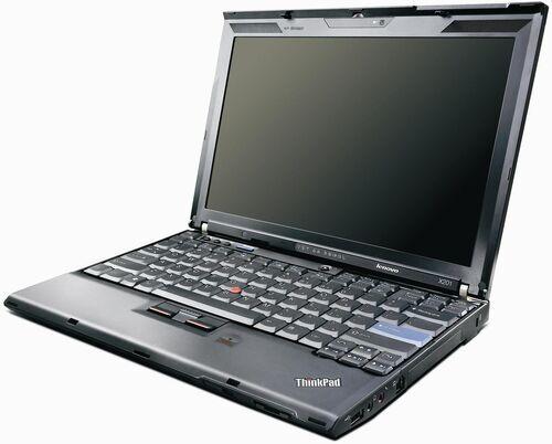 """Lenovo ThinkPad X201   i5   12"""""""