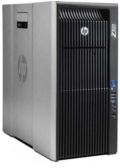 HP Z820 | 2x E5-2640
