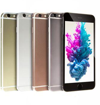 Wie%20neu: iPhone 6s Plus | 16 GB | silber