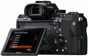 Alloggiamento Sony Alpha 7 II