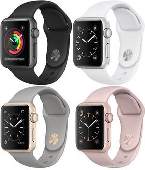 Apple Watch Series 1 Aluminium 38mm