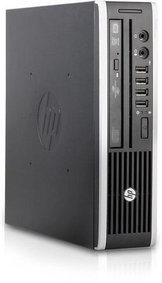 HP Compaq Elite 8000 Ultra-slim | E8400