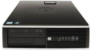 HP Elite 8100 SFF   i5-650