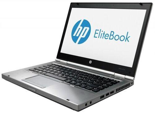 "HP EliteBook 8470p | i5-3210M | 14"""
