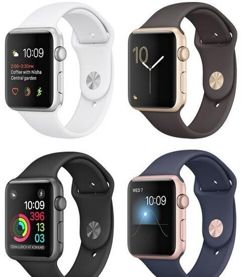 Apple Watch Series 1 Alluminio 42mm