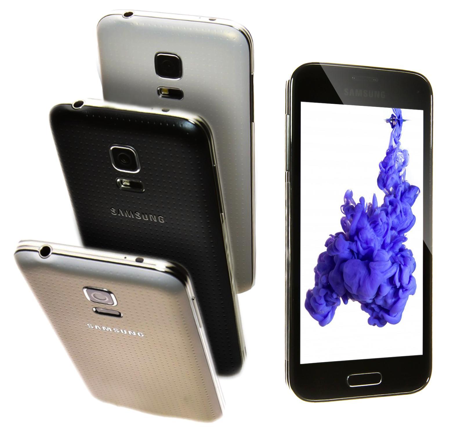 samsung galaxy s5 mini 16 gb wei gebraucht. Black Bedroom Furniture Sets. Home Design Ideas
