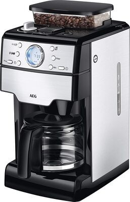 AEG KAM400 Macchina da caffè con macinino