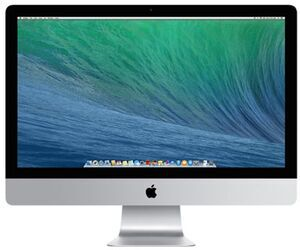 "Apple iMac 2013   i5   21.5"""