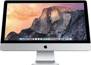 "Apple iMac 5K 2014   27"""