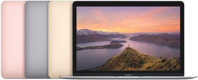 Apple MacBook 2016 | Intel Core M | 12""