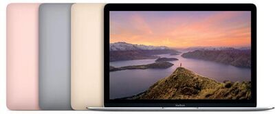"Apple MacBook 2017 | Intel Core | 12"""