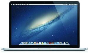 """Apple MacBook Pro early 2013   15.4"""""""