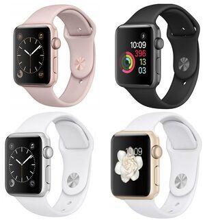 Apple Watch Series 2 Aluminium 42mm