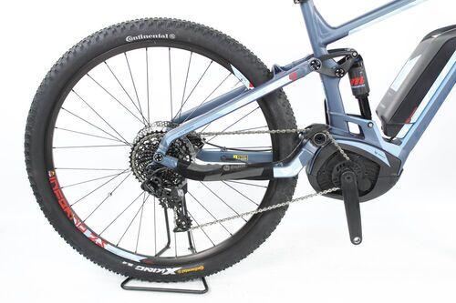 Bergamont E-Contrail 6.0 | 2018 | Mountain bike elettrica a sospensione completa | blu
