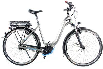 Corratec E-Power 28 Urban Performance | 2018 | E-Citybike | silber/blau