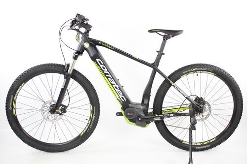 Corratec E-Power X Vert 29er Performance Gent   2018   Mountain bike elettrica a sospensione anteriore