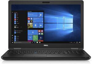 """Dell Latitude 5580   i7-7600U   15.6"""""""