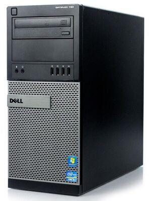 Dell OptiPlex 790 MT | Intel 2nd Gen