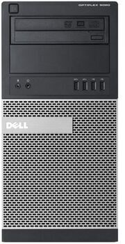Wie%20neu: Dell OptiPlex 9020 MT | Intel 4th Gen | 16 GB | 500 GB HDD | Win 10 Pro