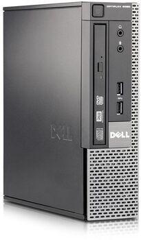 Wie%20neu: Dell OptiPlex 9020 USFF | Intel 4th Gen | i7-4770T | 8 GB | 256 GB SSD | Win 10 Pro