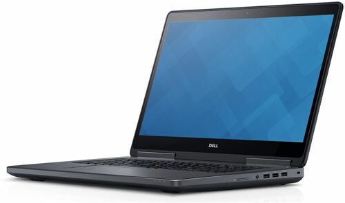 """Dell Precision 7710   i7-6820HQ   17.3"""""""