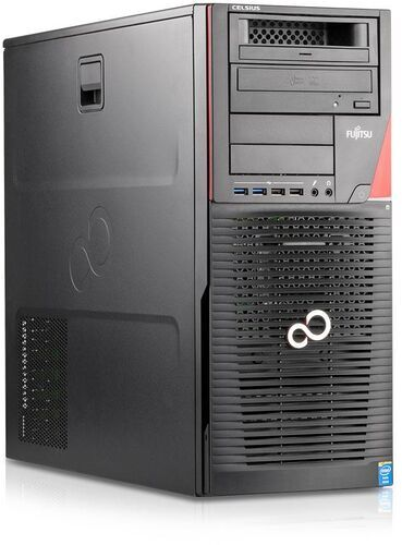 Fujitsu Celsius M740 Workstation | E5-1620 v3