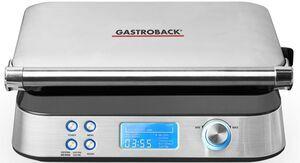 Gastroback Waffeleisen Advanced Control